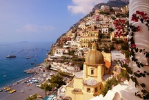 Positano/Amalfi Coast, Italy <3 / One of the most amazing places on earth! Loved it.  / by Shannon Peterson