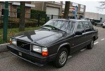 VERKOCHT - Volvo 744 GL Aut. / Volvo 744 GL Aut. - Type:744GL Automaat Airco Inrichting:Sedan (4 drs) Bouwjaar:juli 1986 Kleur: Antraciet metallic (donker grijs metallic) Brandstof:Benzine Versnellingsbak:Automaat Km. stand:110.000 km BTW/Marge: BTW Prijs: € 2.950