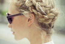 Hair Inspiration - Braids / Die schoensten Flechtfrisuren.
