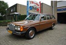 VERKOCHT - MB 300 TDT W123 T / Merk:Mercedes-Benz Model:200-Klasse Type:300 TDT TURBO 7 ZITS Inrichting:Stationwagen (5 drs) Vermogen motor:125 PK Aantal cilinders:5 Bouwjaar:oktober 1981 Kleur:Bruin Bekleding:Stof (Beige) Brandstof:Diesel Versnellingsbak:Automaat Km. stand:269.000 km Cilinderinhoud:2.998 cc Gewicht (leeg):1.540 kg BTW/Marge:Marge Prijs: € 4.500
