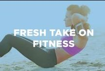 Fresh Fitness / New recipe ideas, workouts and more to take great care of you.