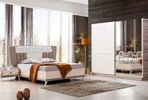 Yatak Odası Takımları - Bed Room / Ev Dekorasyon,Mobilya,Furniture,Online Shopping,Decoration, Professional,Yatak Odası,Bedroom