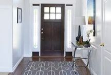 Entryway and Foyers