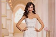 Lovely in Lace / Oh-la-lace! Find the Stella York lace wedding dress of your dreams. / by Stella York
