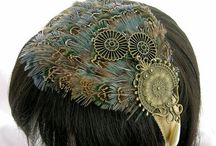 Steampunk wedding ideas / Clothing and accessories