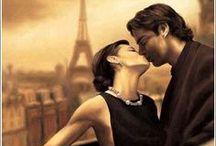 The City of Romance / The romantic side of Paris!