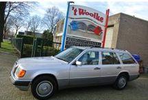 Mercedes-Benz 230 TE S124 / Mercedes-Benz Model:230TE Type:230TE Autom. BIJTELLINGSVRIENDELIJK Inrichting:Stationwagen (5 drs) Vermogen motor:136 PK Aantal cilinders:4 Bouwjaar:september 1991 Kleur:Licht Zilvergrijs metallic Bekleding:Stof (blauw) Brandstof:Benzine Versnellingsbak:Automaat Km. stand:180.000 km Cilinderinhoud:2.300 cc Gewicht (leeg):1.500 kg Max. trekgewicht:2.100 kg BTW/Marge:Marge Prijs: € 7.500