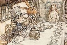 Alice in Wonderland / A world of my own