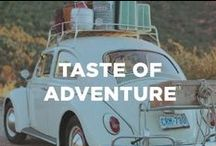 Taste of Adventure / Inspiration to fill your life with new and unique tastes and places.