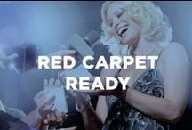 Red Carpet #SmileStyle / Look your very best for any event with glamorous beauty and fashion inspiration.