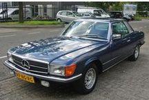 VERKOCHT - Mercedes-Benz 280 SLC C107 / Mercedes-Benz SL-Klasse, type: 280 SLC coupé, inrichting: Cabriolet (2 drs), vermogen motor:185 PK, aantal cilinders:6, bouwjaar: september 1979, kleur: Donkerblauw metallic, bekleding: lichtgrijs, brandstof: benzine, versnellingsbak: automaat, km. stand: 86.000 km, cilinderinhoud: 2.746 cc, gewicht (leeg):1.510 kg, max. trekgewicht: 1.200 kg, APK: tot 2 juni 2016, prijs: op aanvraag.