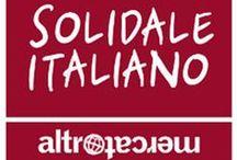 I video di #SolidaleItaliano / I prodotti tipici italiani realizzati secondo le pratiche e i principi del Commercio Equo e Solidale