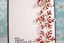 Karten: Weihnachten