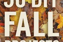 Autumn Decor & DIY Crafts