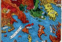 maps & data / It is about new and old maps, and sometimes about infographics.