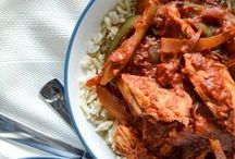 Chicken + Turkey / Healthy and delicious recipes featuring protein-rich poultry.