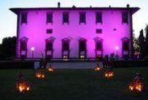 FLORALIADECOR: Villa I Collazzi 2015 / Indian colorful wedding in Tuscany