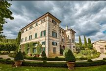 FLORALIADECOR: Villa Cetinale / Wedding in Tuscany PHOTOGRAPHER: Jules Bower