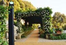 FLORALIADECOR: Villa San Michele / Florist: FLORALIA WeddingPlanner: GIRITALY MICHELINE DIAB