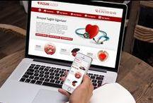 YAZGAN SİGORTA / YAZGAN SİGORTA için yapmış olduğumuz Responsive (Mobil Uyumlu) Web Sitesi..