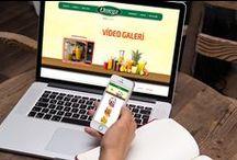OMEGA / OMEGA TÜRKİYE Kurumsal Responsive Web Sitesi Tasarımı..