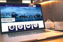 MN İLETİŞİM / MN İLETİŞİM için yaptığımız Kurumsal Web Sitesi Tasarımı & Yazılımı