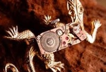 Steampunk stuff / Inspiration for SteamPunk Gear and Outfits