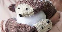 horgolás, kötés / crochet, knit