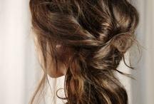 frizurák / hairstyles