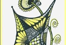 Doodles & Zentagles
