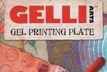 Gelli Plate Tutorials