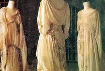 It's de limit, It's deluxe, It's de-lovely / Fashion through the Ages. / by Marnie Agnew