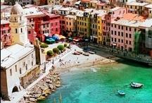 Vakantie Italië moodboard