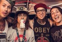 Pierce The Veil !!!! / What's so good about picking up the pieces ?!!