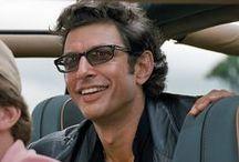 Jeff Goldblum / Jeff Goldblum / by Yamilamir Maylor Dourif