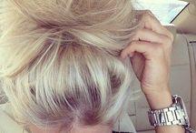 Hair + ideas