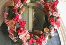koszorú / wreath