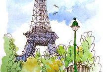 Tour Eiffel / Sans nul doute mon monument préféré