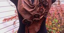 Украшения из кожи и не только, от Елены Ковалевой / украшения  своими руками,от Елены Ковалевой