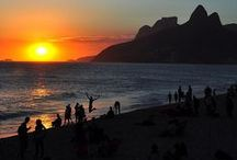 Brazil pictures images backgrounds / The most beautiful places in Brazil.