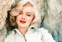 Marilyn Monroe Pictures Images Quotes / Famous American actress, model, singer, and sex symbol during the 1950's and early 1960's.