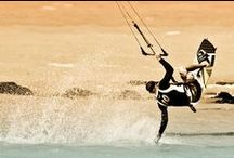 Kitesurfing / My new obsession.  First thing I'm doing when I move to Cape Town!!!! / by Sean Shields