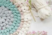 Crochet - For the Home / Original Ideas You Can Make Yourself