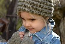 Knitting - For Little Ones / Patterns and Creative Ideas