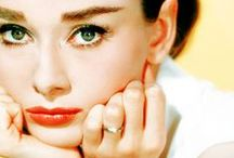 Audrey Hepburn / Audrey Hepburn was born Audrey Kathleen Ruston on May 4, 1929 in Brussels, Belgium. she was one of the hottest and most beautiful females of Hollywood.
