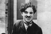 Charlie Chaplin / Charles Spencer Chaplin was born in London, England, on April 16th 1889. Charlie was a comedic British actor who became one of the biggest stars of the 20th century's silent-film era. He died on Christmas day 1977, survived by eight children from his last marriage with Oona O'Neill, and one son from his short marriage to Lita Grey.