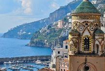 Places to visit in the Amalfi Coast