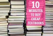 University Hacks 101 / Simple tips to make university life easier.