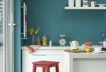 Home Interiors - Colourful