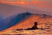 Surf culture / Everyone is equal before a wave - Laird Hamilton